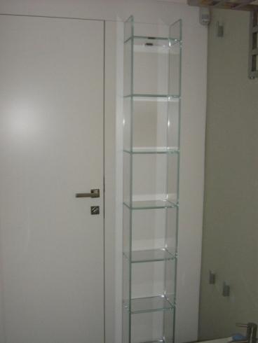 Complementi d 39 arredo vetreria roma linea vetro for Porte d arredo in vetro