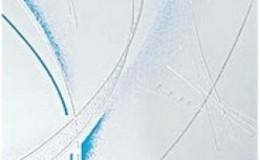 vetro-arredo Madras Ton blu