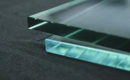 Molatura su cristallo Normale ed Extrachiaro