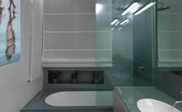 doccia Lacobel grigio
